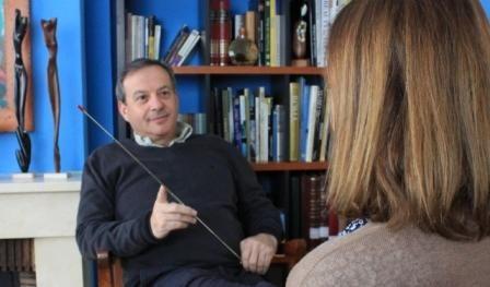 Brainspotting con Mario Salvador